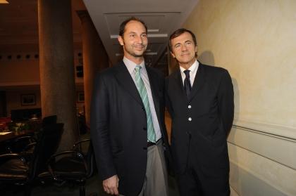 Michele Bongiorno e Michele Cucuzza