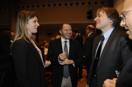 Annagrazia Calabria, Corrado Maria Daclon, Antonio Campo Dall'Orto