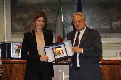 Annagrazia Calabria e Renato Lauro