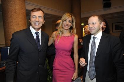Michele Cucuzza, Jessica Polsky, Corrado Maria Daclon