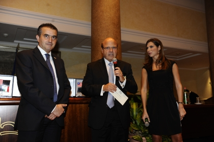 Rocco Girlanda, Emilio Iodice e Veronica Maya